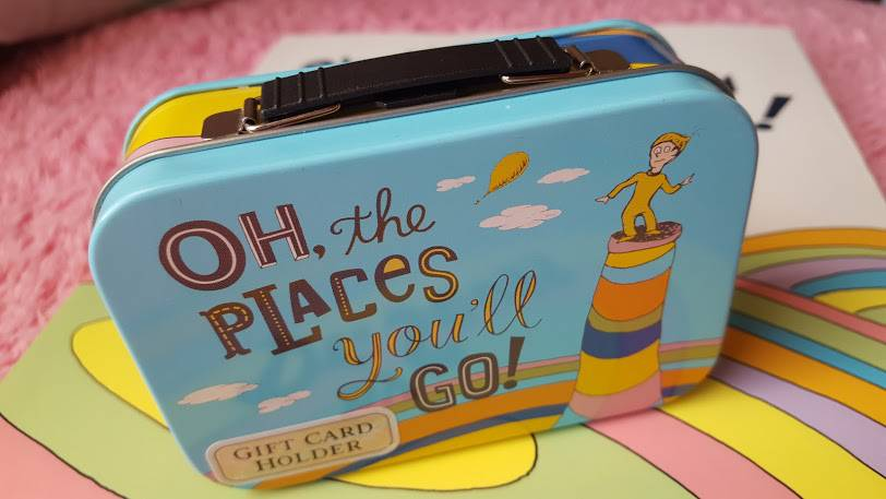 Dope Find: Oh, the Places You'll Go Graduation Gift Card & Money Holder